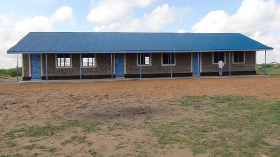 primary school constructed under 54.6MW project